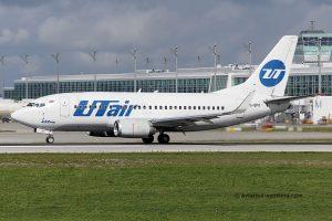 UTair Boeing B737-500 (Russia)