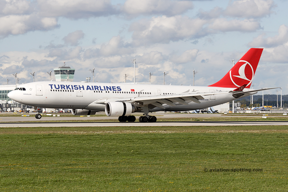Turkish Airlines Airbus A330-200