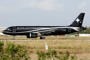 Avion Express Airbus 320 (Lithuania)