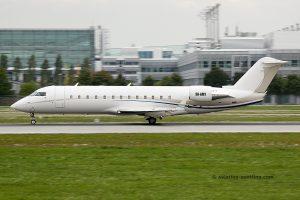Air X Charter Canadair CRJ 100/200 Challenger 850
