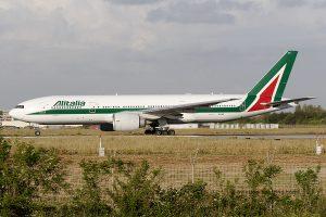 Alitalia Boeing B777-200 (Italy)