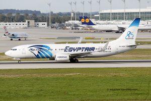 Egyptair Boeing B737-800