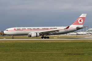 Turkish Airlines Airbus 330-200