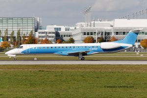 flyKiss Embraer ERJ 145 (France)