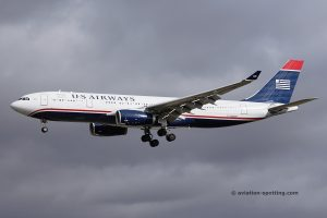 US Airways Airbus 330-200 (USA)
