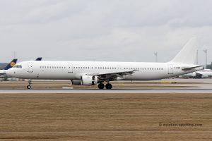 Titan Airways Airbus 321 (UK)