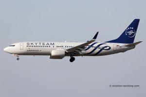 Aeroflot Boeing B737-800 (Russia)