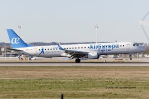 AirEuropa Express Embraer E195 (Spain)