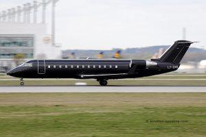 KlasJet Canadair CRJ 100/200 (Lithuania)