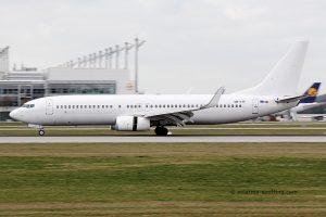 Go2Sky Boeing B737-800 (Slovakia)