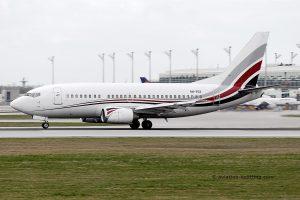 Air X Charter Boeing B737-500 (Malta)