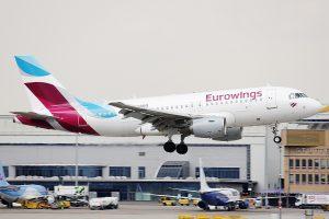 Eurowings Airbus 319 (Germany)