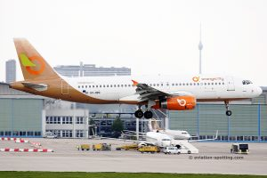 Orange2fly Airbus 320 (Greece)