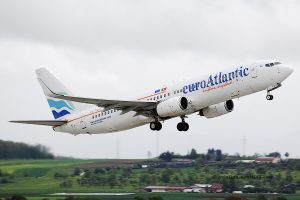 EuroAtlantic Airways Boeing B737-800 (Portugal)