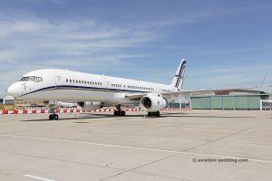 GainJet Boeing B757-200 (Greece)