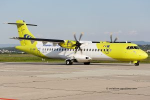 Mistral Air Aerospatiale ATR72 (Italy)