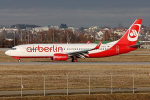 Air Berlin Boeing B737-800 (Germany)