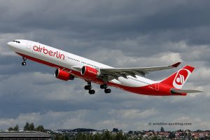 Air Berlin Airbus 330-300 (Germany)