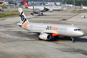 Jetstar Airways Airbus A320 (Australia)