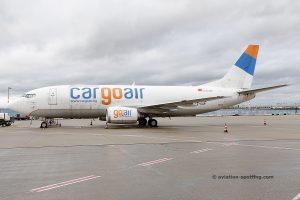 Cargo Air Boeing 737-300 F (Bulgaria)