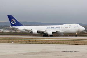 Air Atlanta Icelandic Boeing 747-400 F (Iceland)