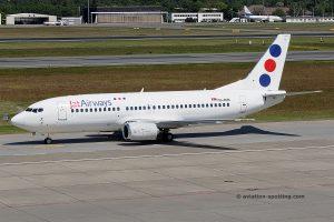 Jat Airways Boeing B737-300 (Serbia)
